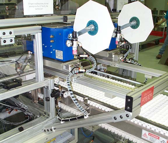 Automatic Tape Applicator ~ System ex htm